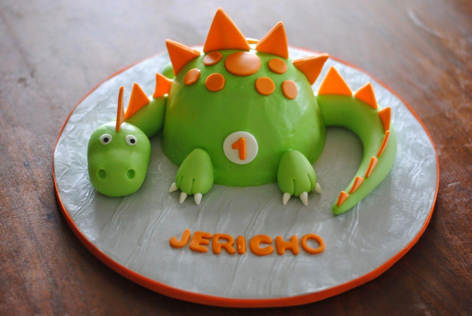 Dinosaur Smash Cake Country Cupboard Cakes Pinterest