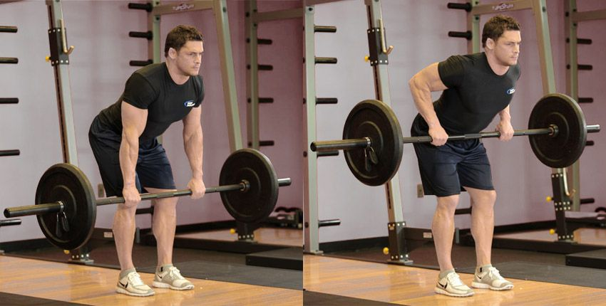 Quick 20-Minute Barbell Muscle Builder - My Fitness Closet ...
