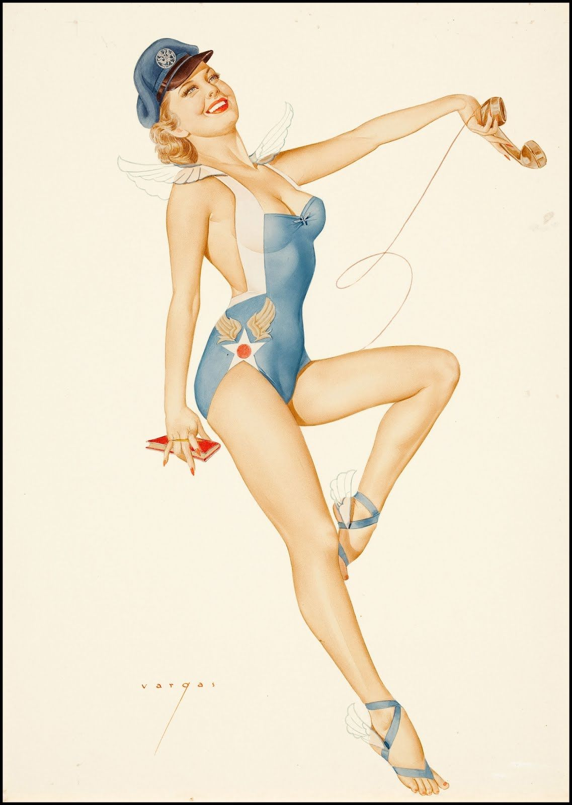 vargas pin up girls | pin up & burlesque ...