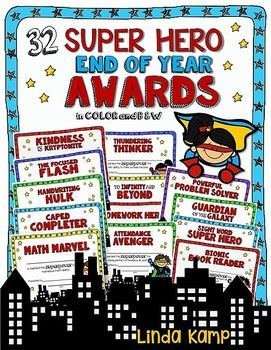 These End Of Year Super Hero Awards Make Acknowledging