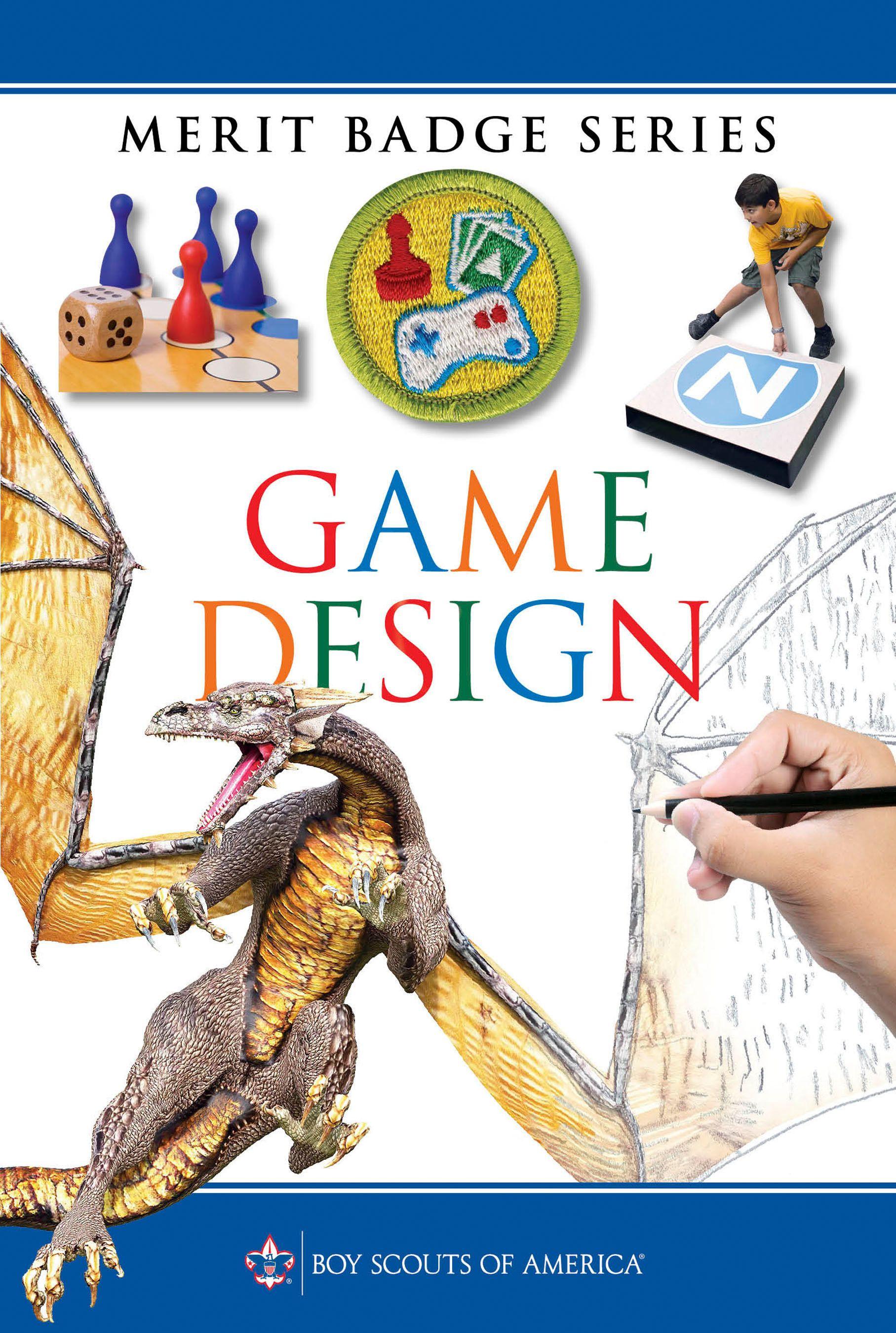 Boy Scouts Of Meric To Troduce G Me Design Merit B Dge Ign