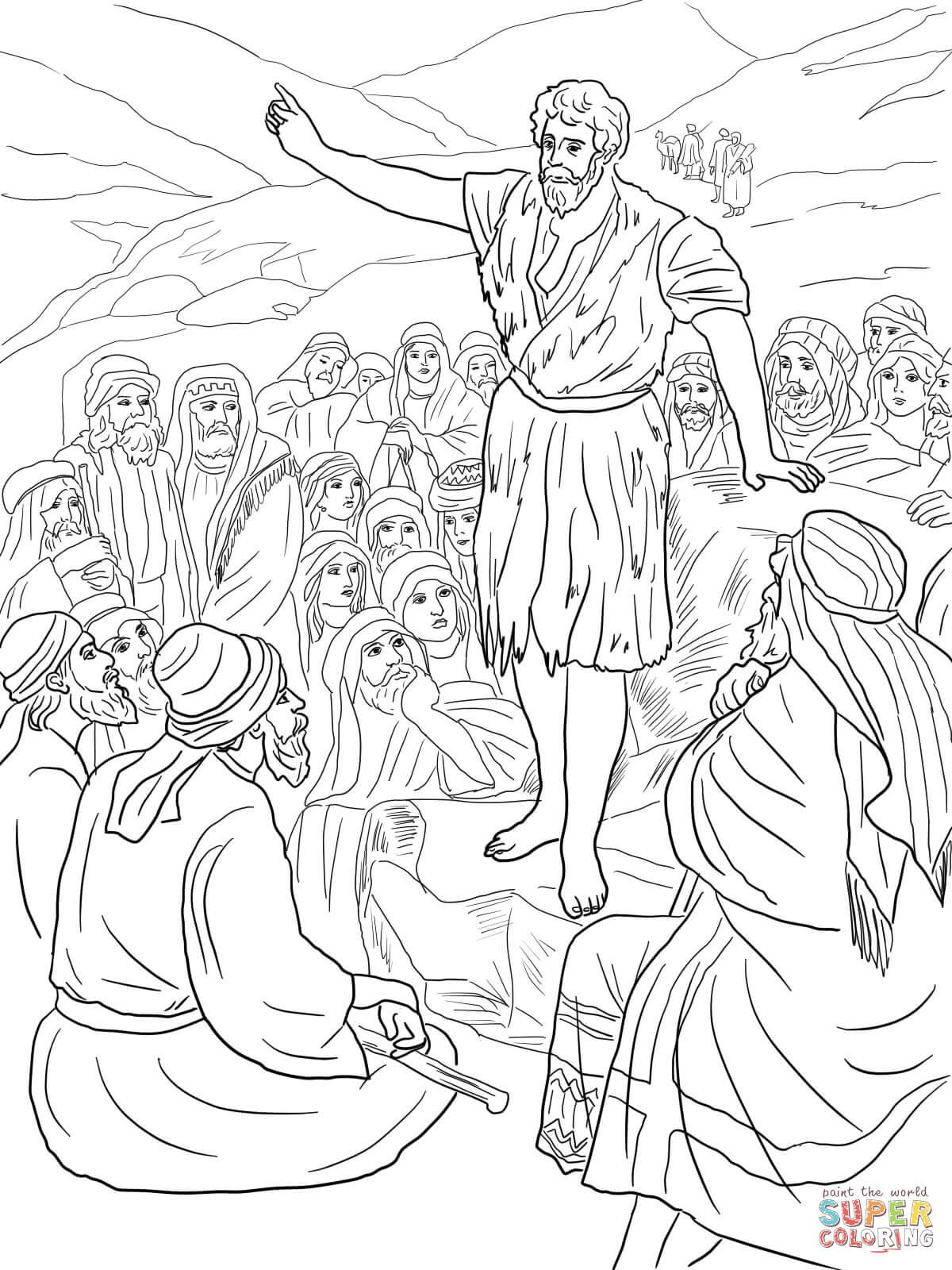 Coloring Page For Zechariah Coloring Pages Pinterest