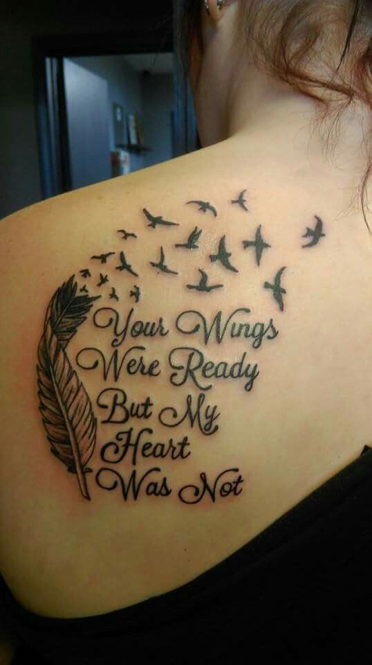 Remembrance tattoo found on facebook. … | Pinteres…
