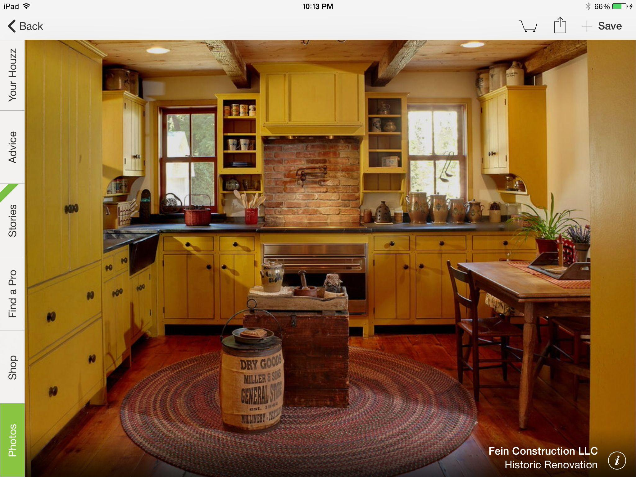 Best Kitchen Gallery: Colonial Kitchen 오크 Pinterest Best Colonial Kitchen of Country Colonial Kitchen Ideas on rachelxblog.com