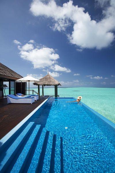Water Suite at #VELASSARU MALDIVES http ...