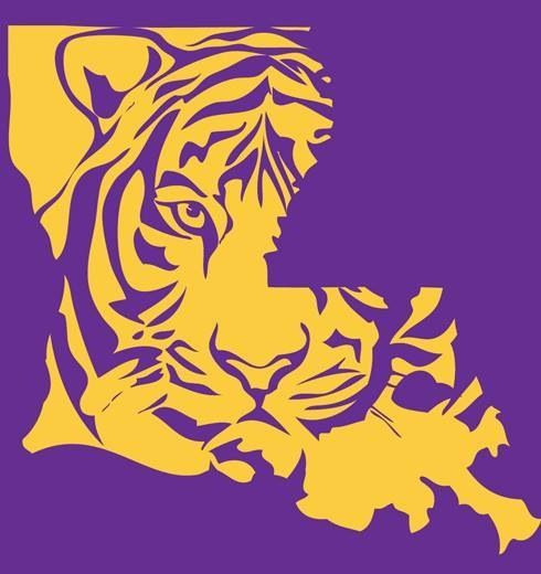 Free Printable Lsu Logo Clipart - Free Clip Art Images ...