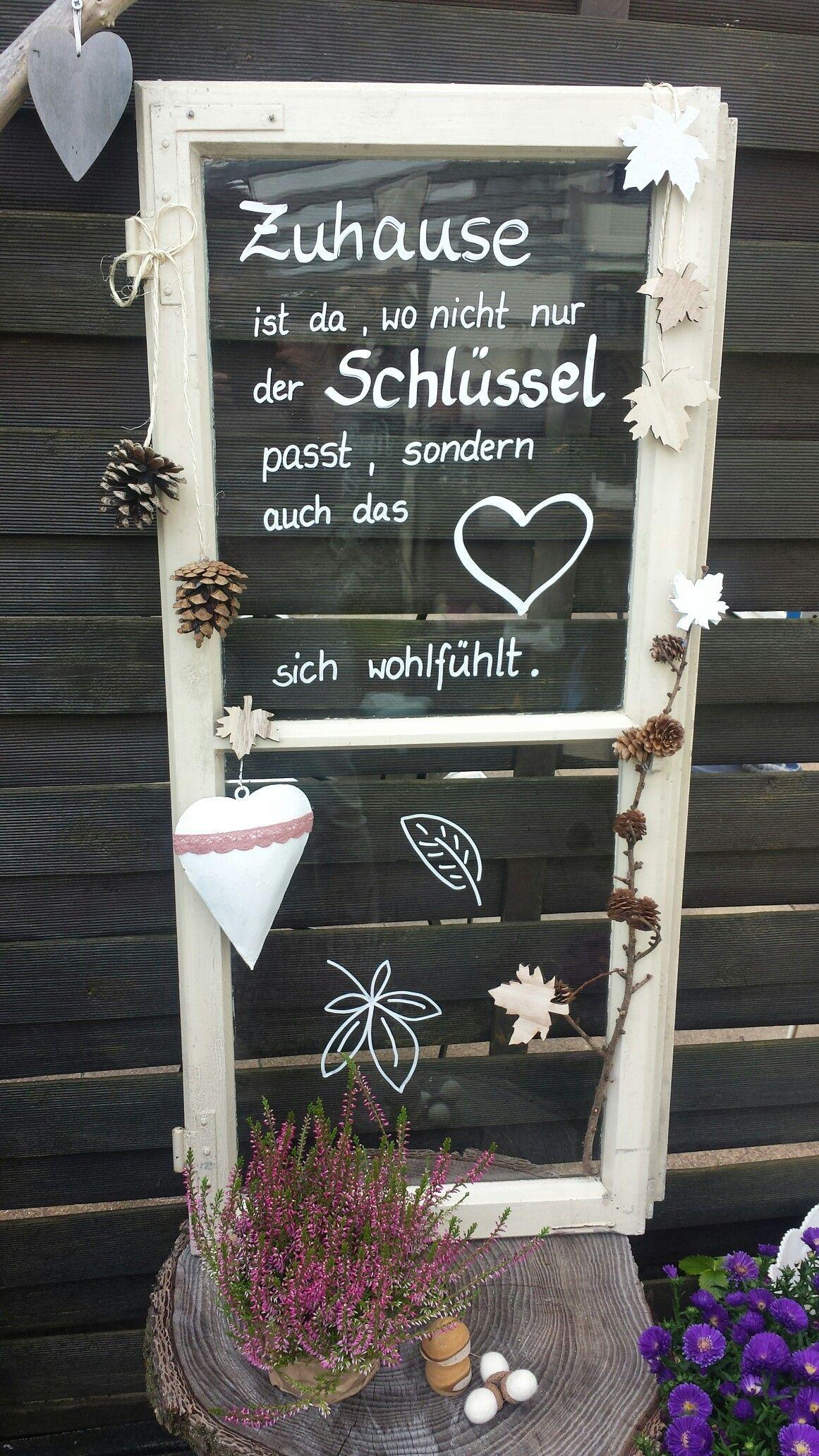 Upcycling altes Fenster Design Pinterest Alte