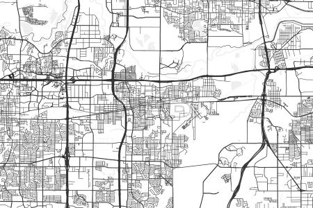 grand prairie downtown map » Full HD MAPS Locations - Another World ...