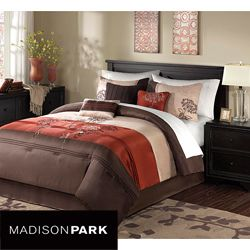 Madison Park Isabel 7 Piece King California King Size