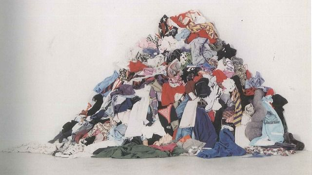Pile-of-clothes | Tumblr | What We Have Always Known ...