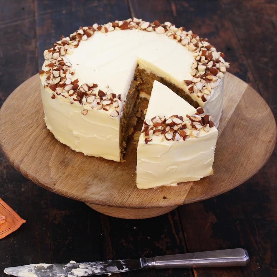 Discover How To Make This Delicious Carrot Cake