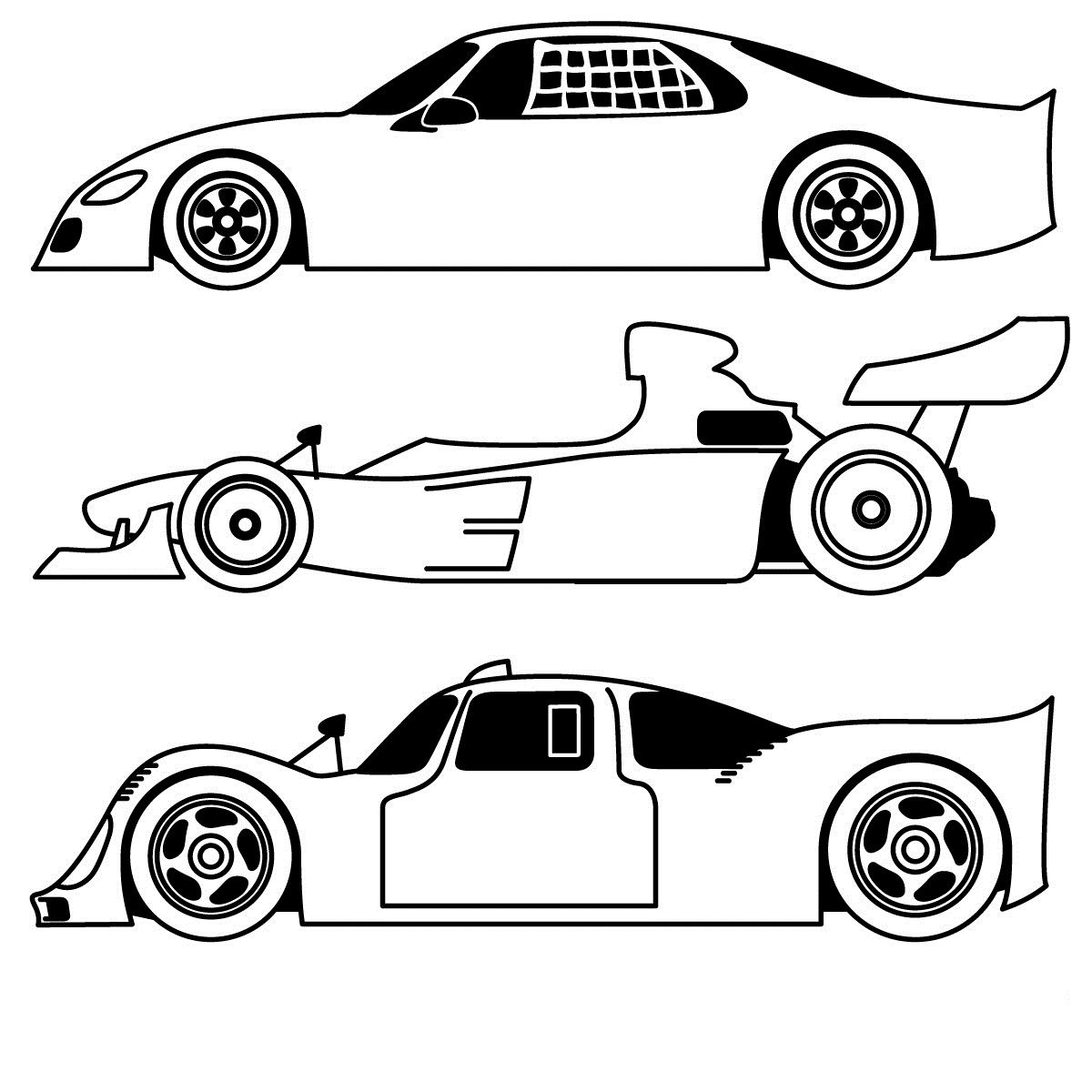 Records Free Coloring Pages Of Sport Cars Kids Pinterest