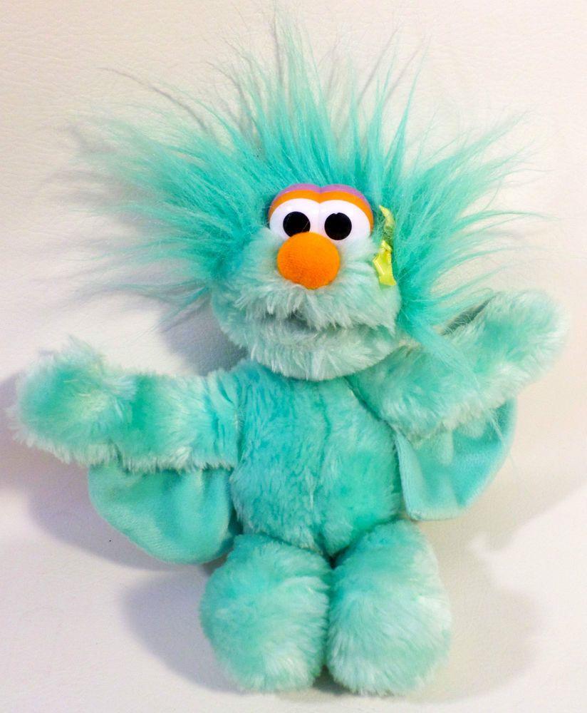 """Vintage 1993 Applause 12"""" ROSITA Stuffed Animal Muppet ..."""