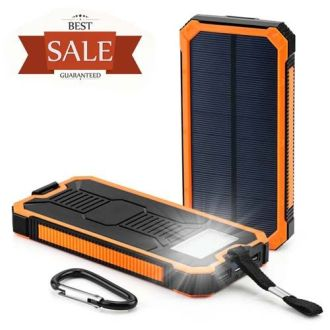 2  Solar Cell Phone Charger  Grandbeing   nutech   Pinterest   Solar     Power banks are available in two types  Solar power and electric power banks   While electric power banks are somewhat good  I recommend solar power banks  b