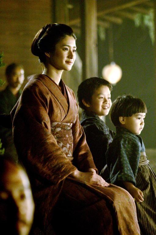 Koyuki - The Last Samurai   Martial Arts Stars   Pinterest ...