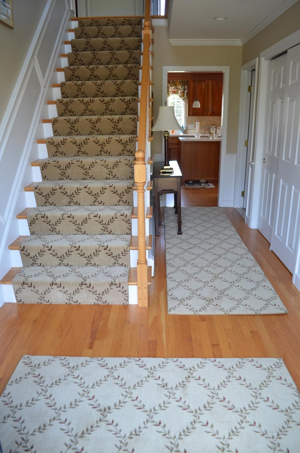 Wood Stair Carpet Runners Carpets Pinterest Stair | Carpet Runners For Carpeted Stairs