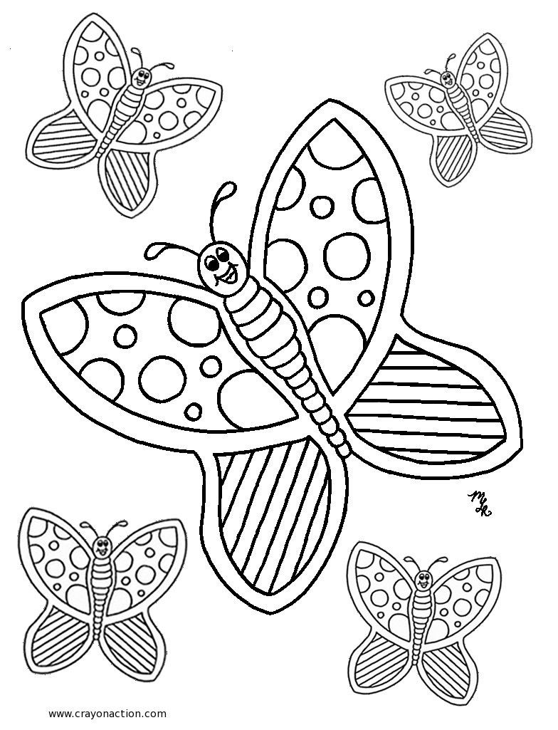 Butterfly Coloring Pages Butterfly Coloring Pages Print Outs