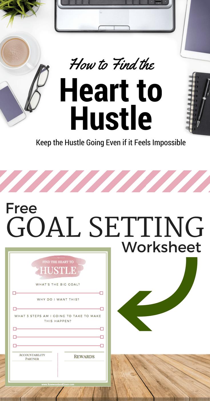 How To F D He Rt To Hustle Go L Sett G W Ksheet Go L
