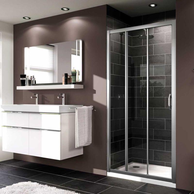 Bathroom Pinspiration Modern Huppe X1 3 Panel Sliding