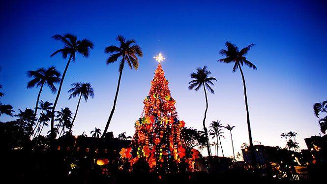 Download Hawaiian Christmas Wallpaper Gallery