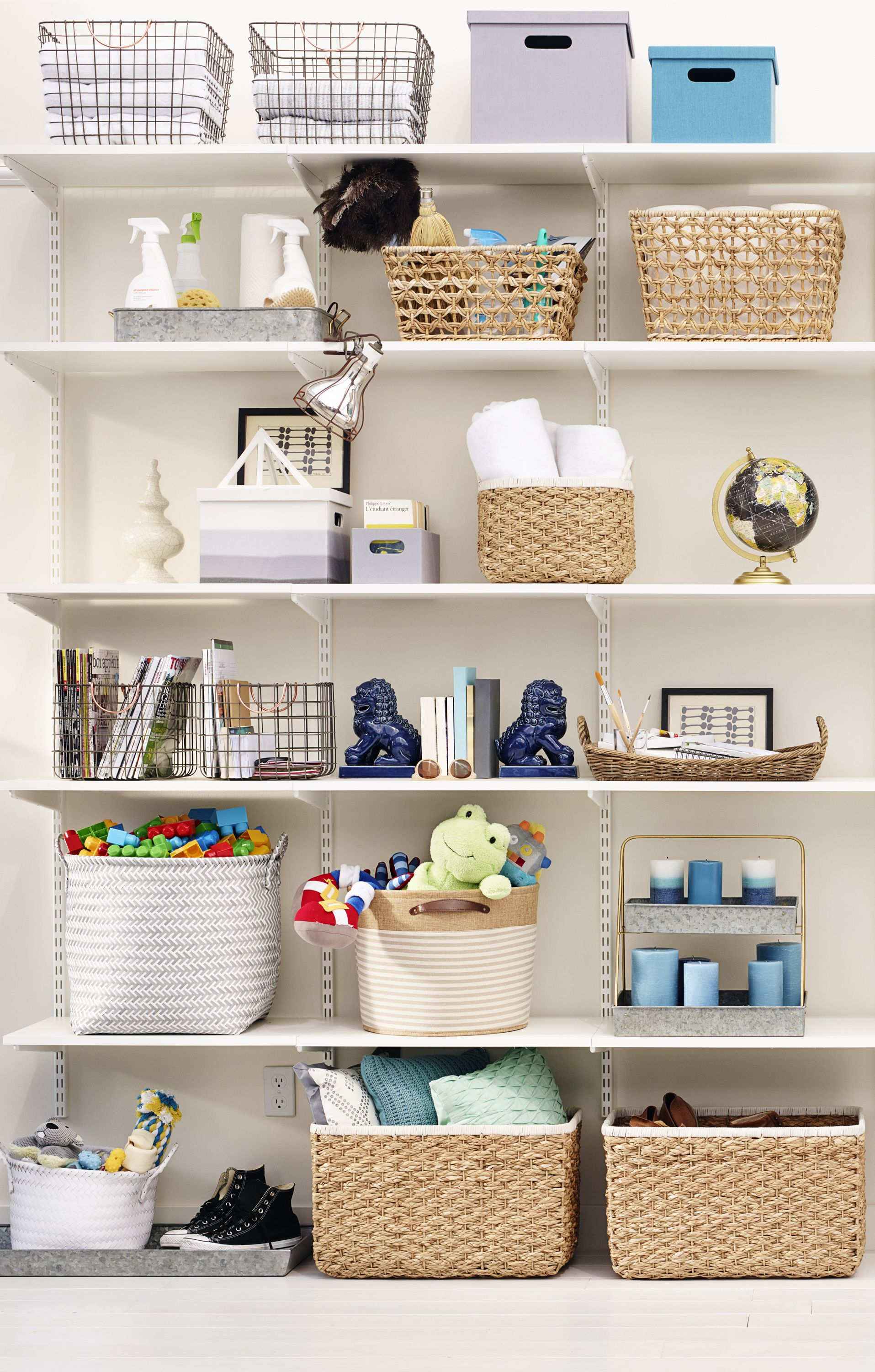 Best Kitchen Gallery: Organization Is Child's Play When You Have The Right Storage Bins of Storage Containers For Craft Rooms on rachelxblog.com
