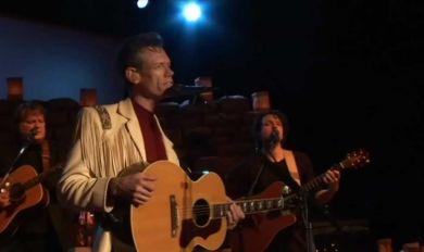 Randy Travis Three Wooden Crosses Original Video Wooden Thing