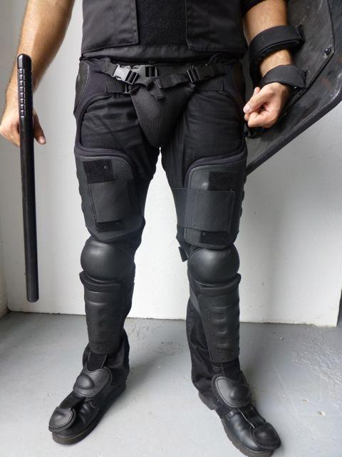 Ballistic Leggings Shin Guards Level Iiia