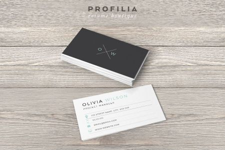 Modern Business Card Template AI  EPS   Business Card Template     Modern Business Card Template AI  EPS