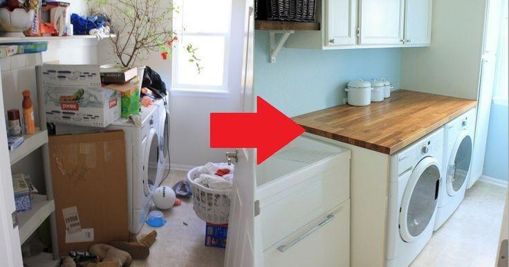 Wasmachine Kast Badkamer : Wasmachine ombouw ikea wasmachine ombouw maken vers ze mooie