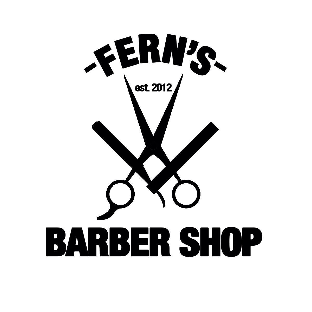 Barbershop Logo | Barber | Pinterest | Barbershop