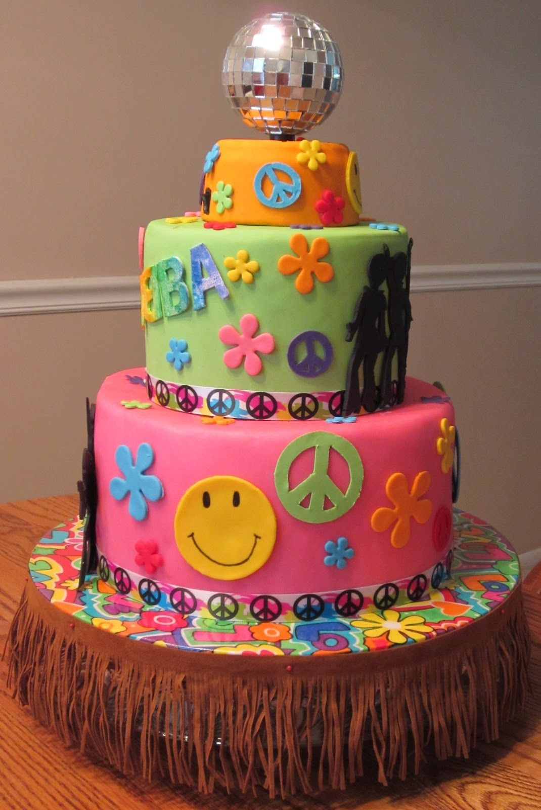 I Dreamed Of This Cake The Day B4 My 50th Bdy Only The