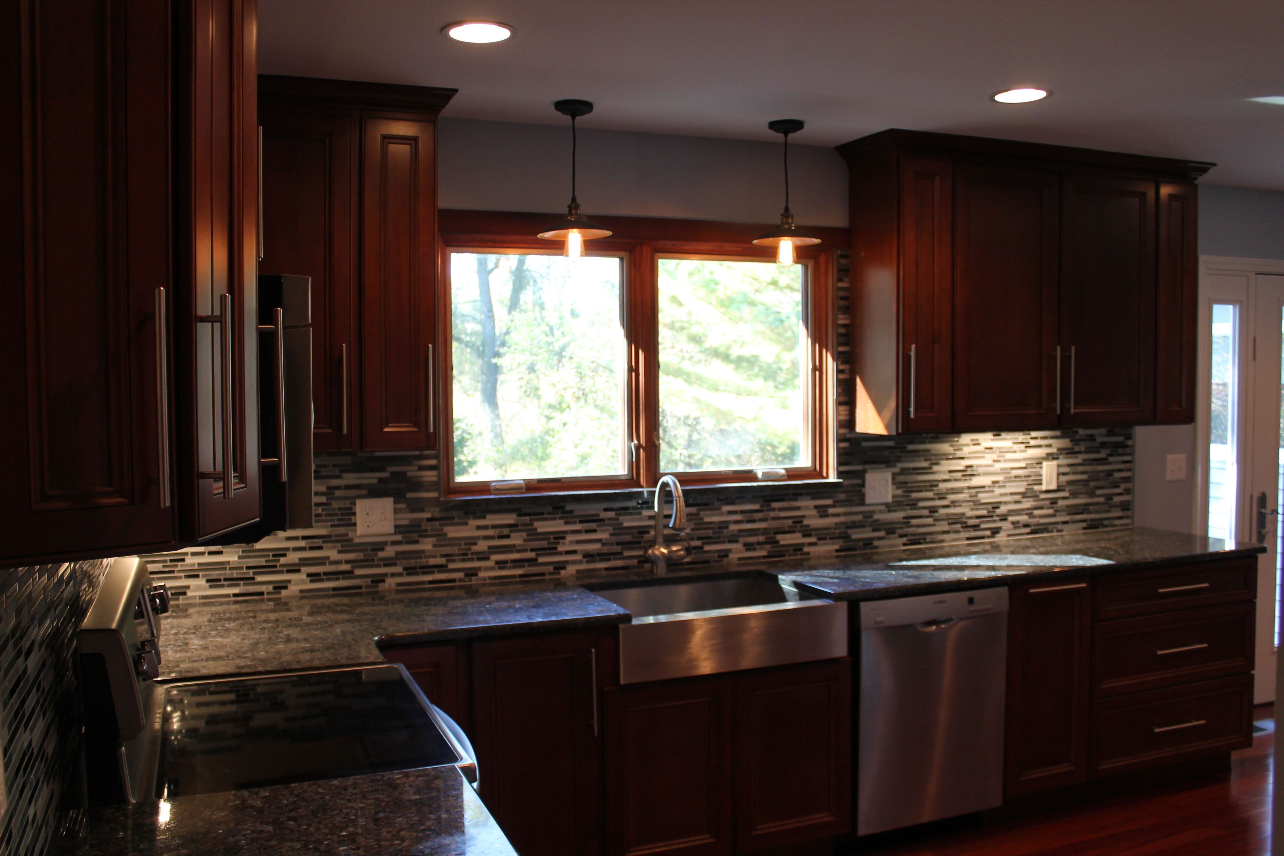 Best Kitchen Gallery: New Pioneer Cabi S With Blue Pearl Granite Kitchen Pinterest of Pioneer Kitchen Cabinets on cal-ite.com