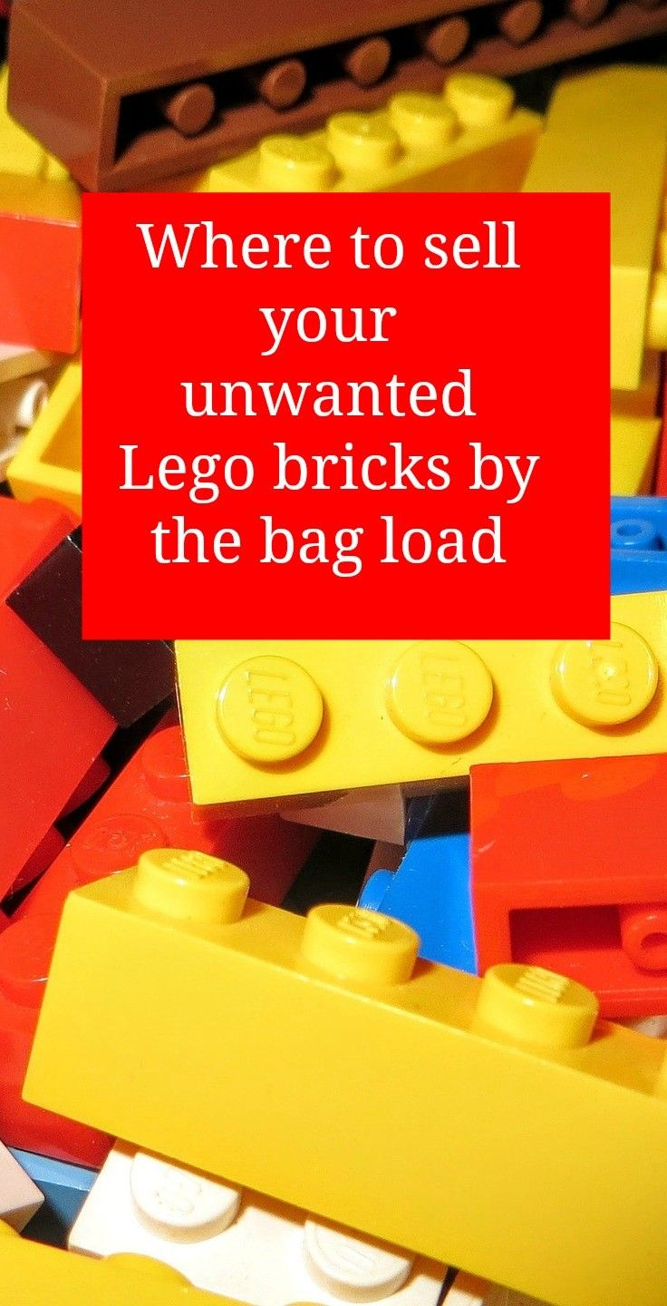 How to Sell your Lego with Zapper   Declutter and Lego Lego
