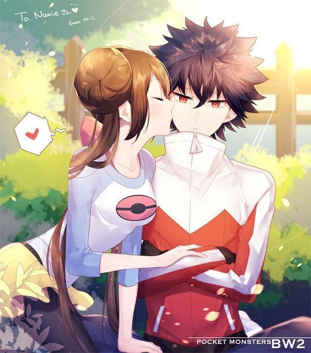 Hugh X Rosa Such a serious couple~ | Sequelshipping ...
