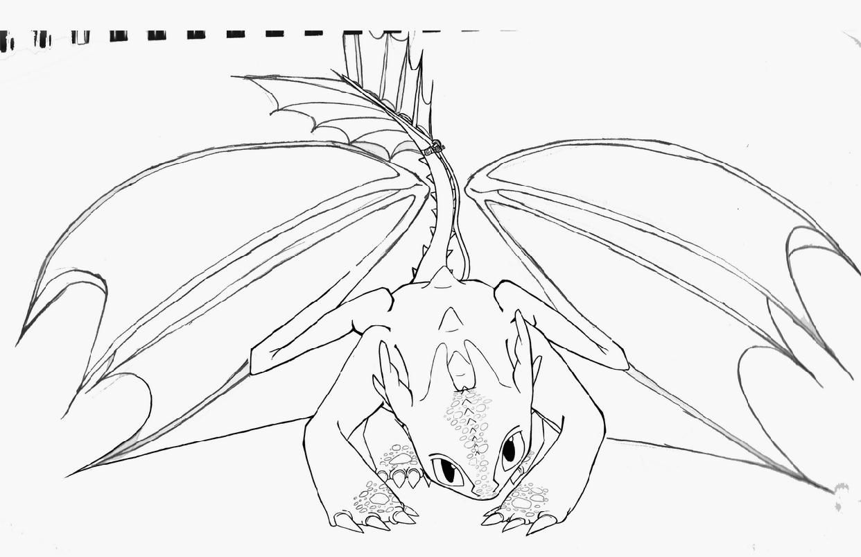 how-to-train-your-dragon-boneknapper-coloring-pages-41995 ...