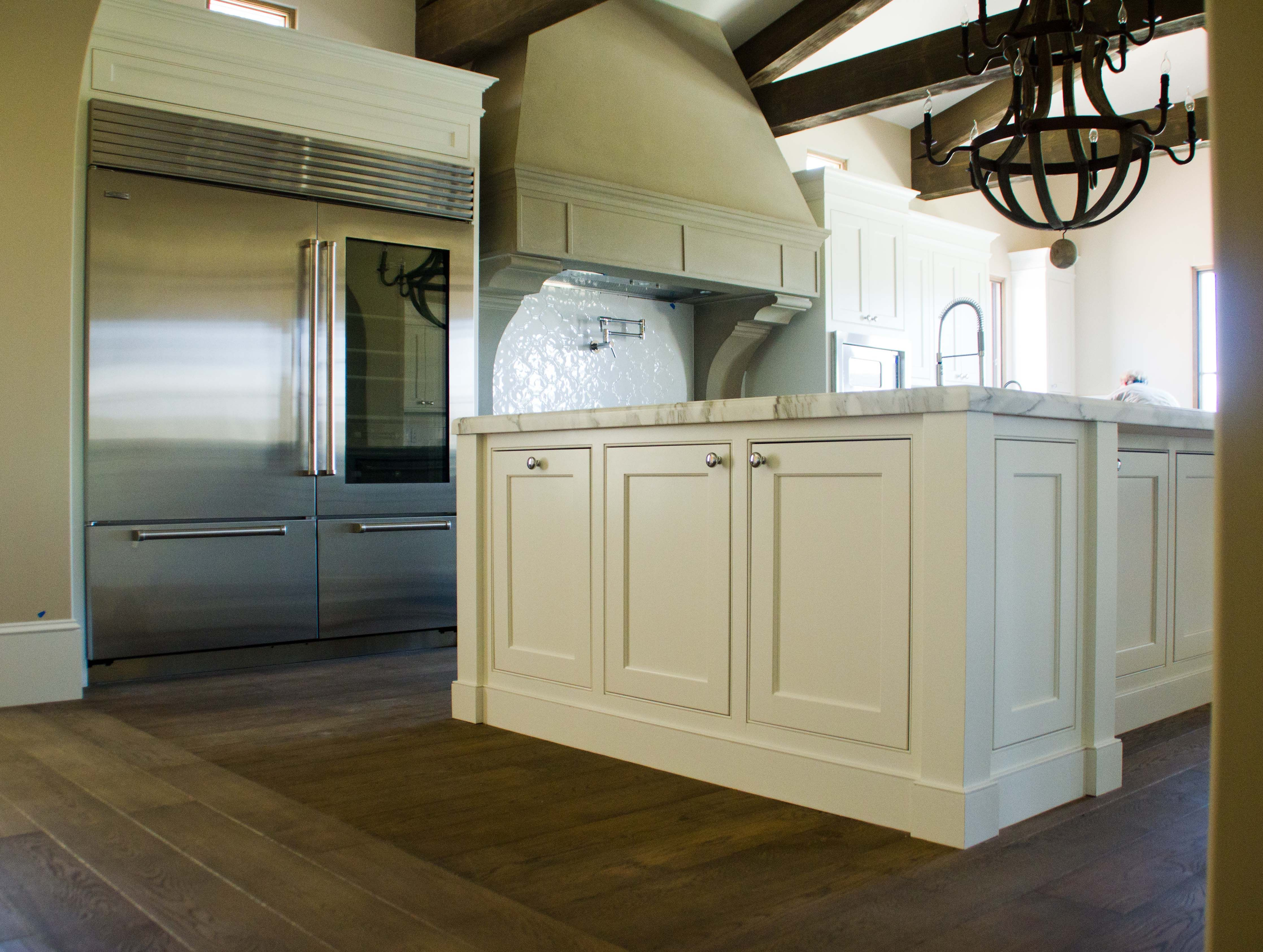 Best Kitchen Gallery: Flush Fit Island Kitchen Pinterest Custom Cabi S And Kitchens of Flushed Kitchen Cabinets on rachelxblog.com