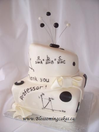 Math Topsy Turvy Wedding Cake For The Love Of