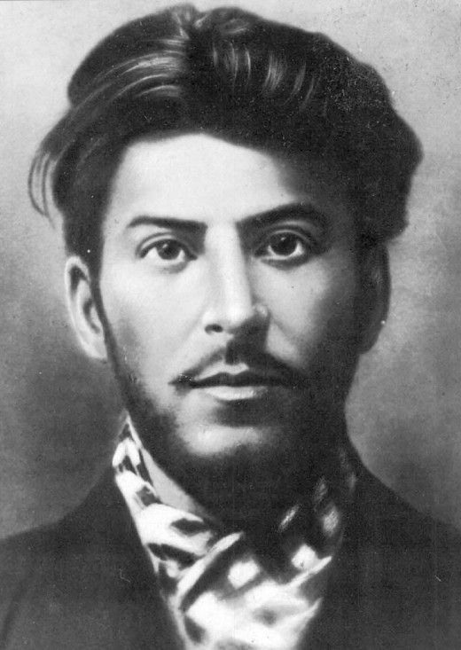 Interesting Facts About Joseph Stalin: Young Stalin ...