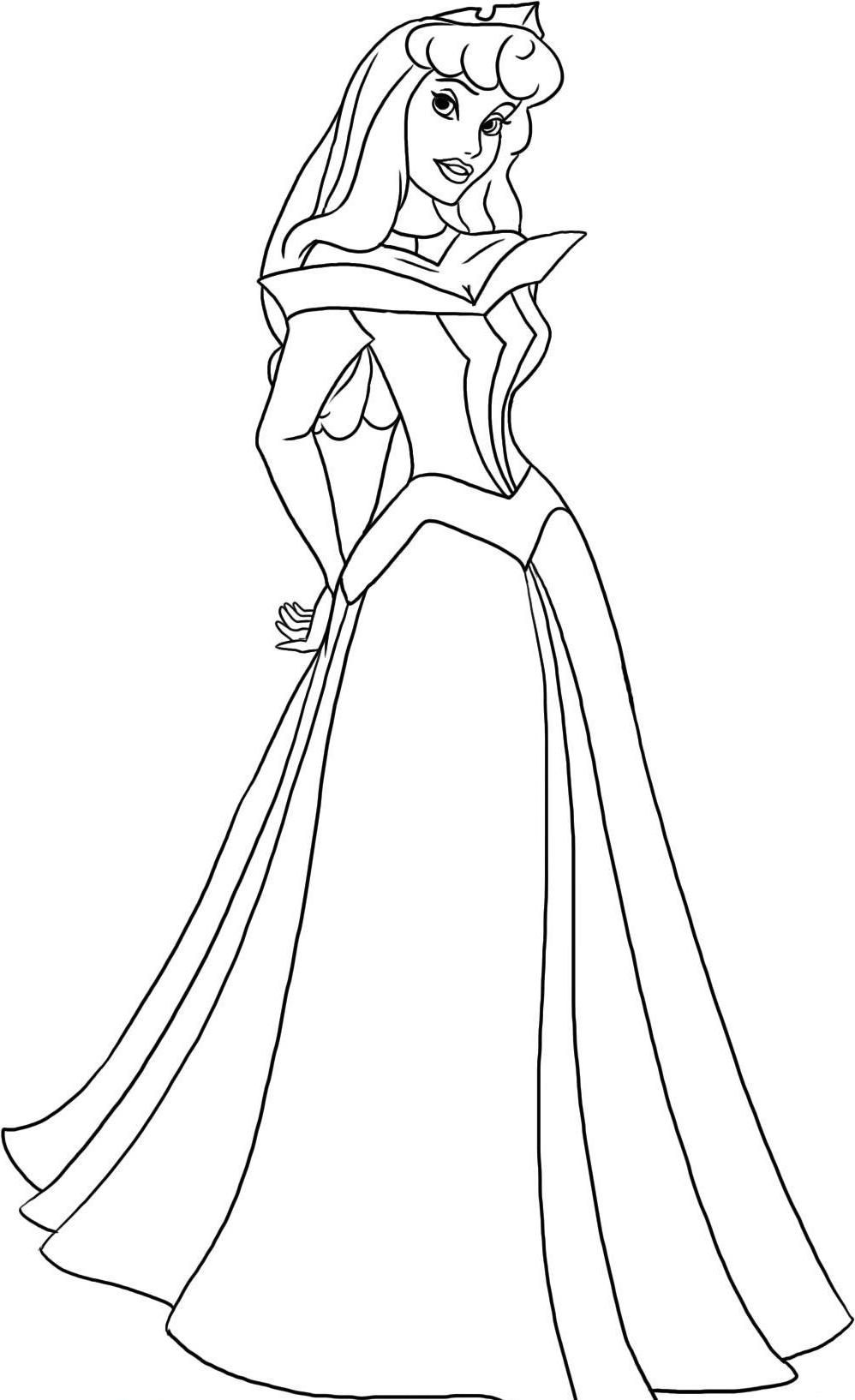 Disney Princess Are Dreamy Coloring Page Coloring Pages