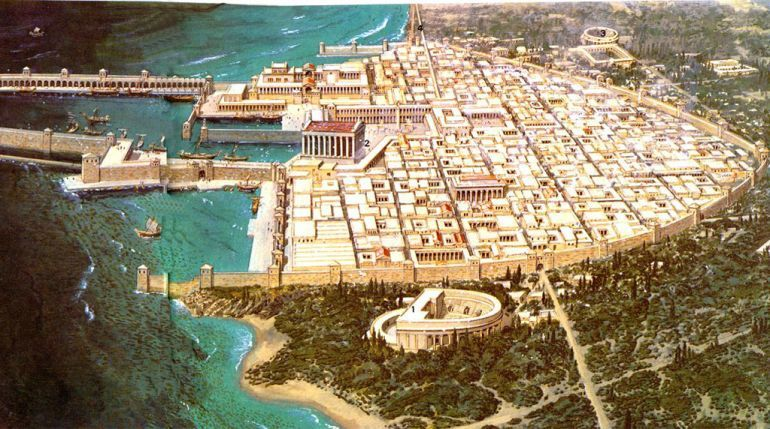 Israeli Authorities Have Decided To Restore The Ancient