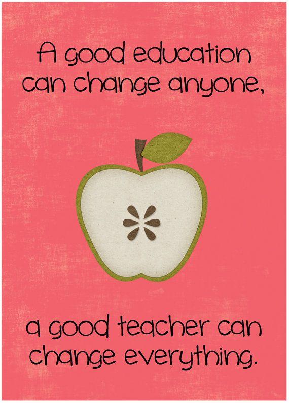 Motivational Quotes Teacher Students