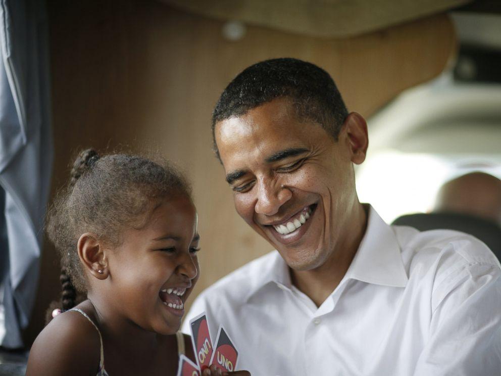 Happy Father's Day, Mr. President: Obama's 5 Cutest Daddy ...