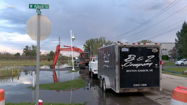 Watch Video Benton Harbor going through water outage as a consequence of essential break – ABC U.S.  News
