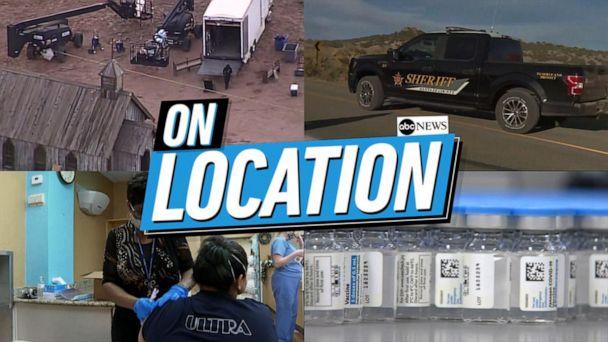 Watch Video On Location: October 22, 2021 – ABC U.S.  News