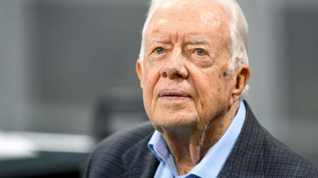 Former President Jimmy Carter Requires 14 Stitches After Fall At Home,  'feels Fine' - ABC News