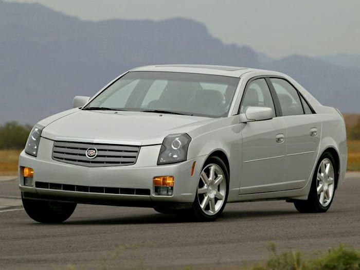2006 Cadillac Cts Review