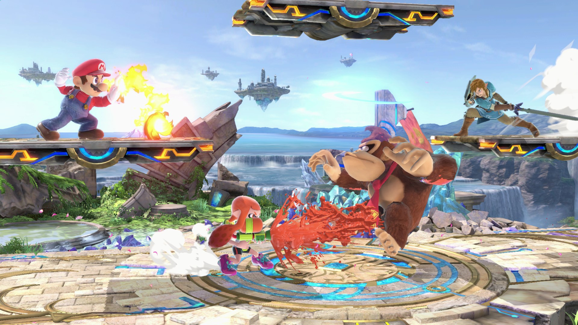 Super Smash Bros  Ultimate  is a refinement of a classic formula Nintendo