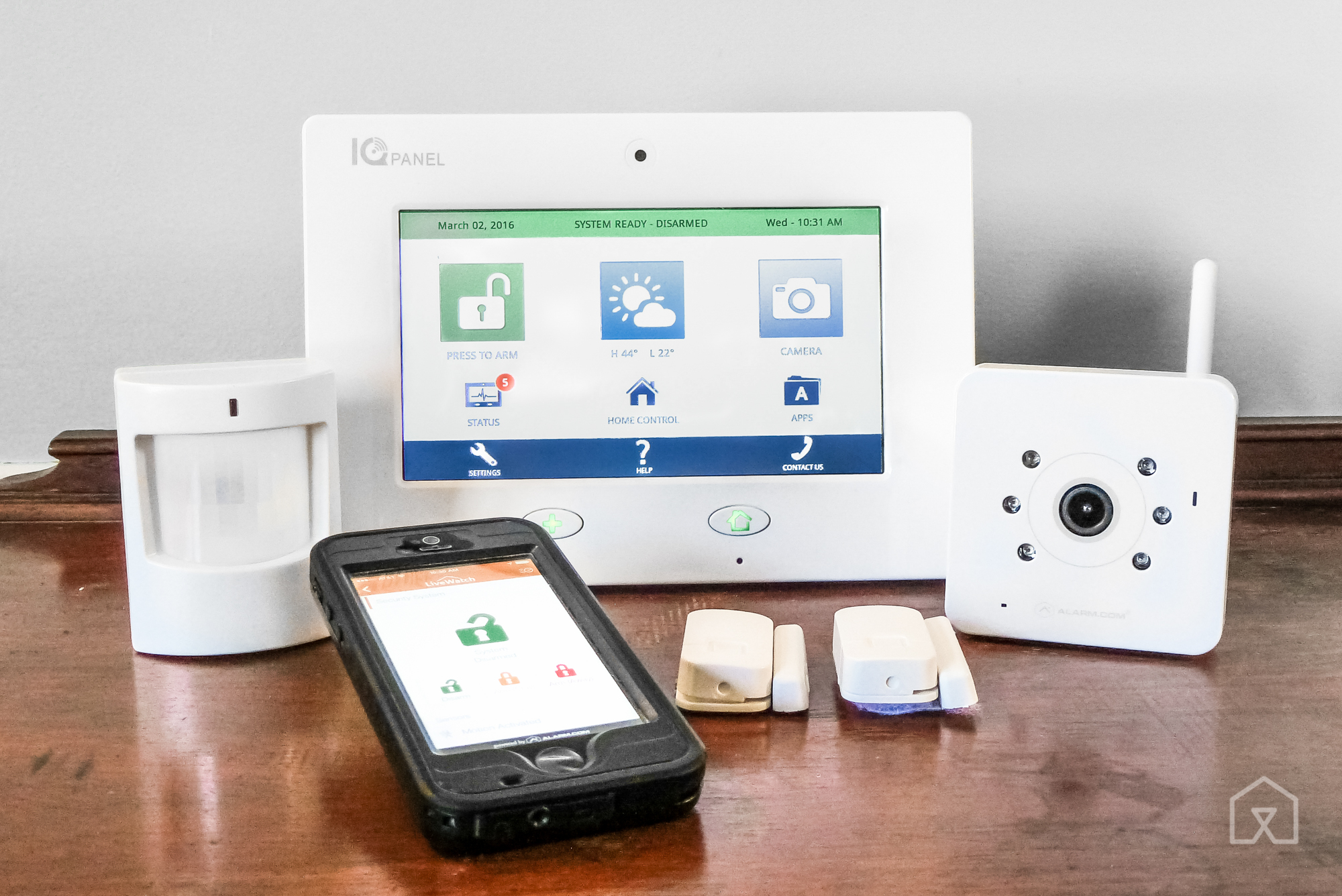 Best Wireless Home Security Alarm System
