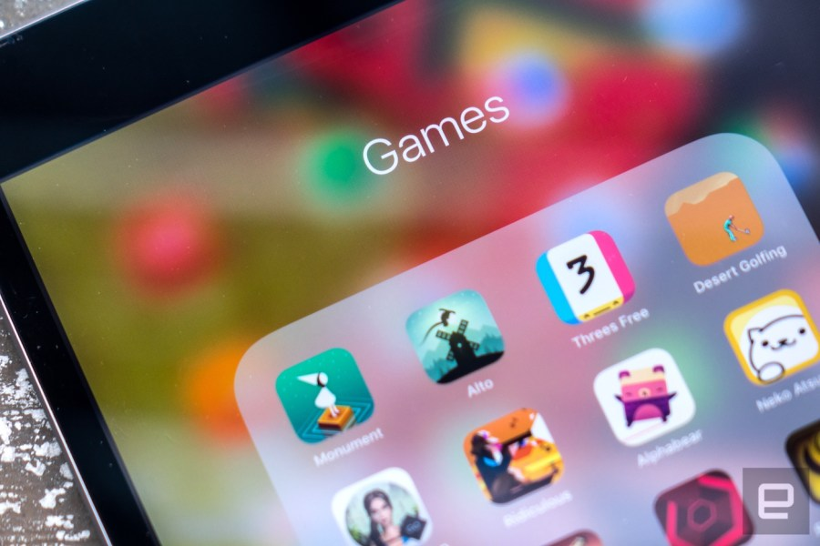 The best mobile games Timothy J  Seppala Engadget