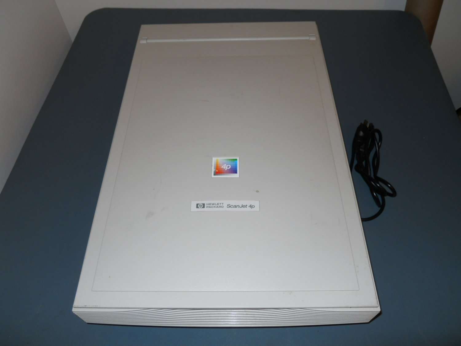 Old Hp Scanjet 4p Flatbed Scanner